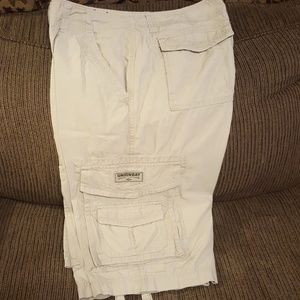 Union Bay cargo shorts